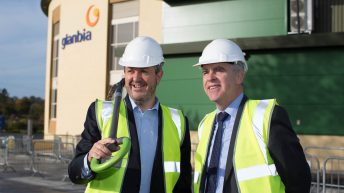 Glanbia food chief to step down from role