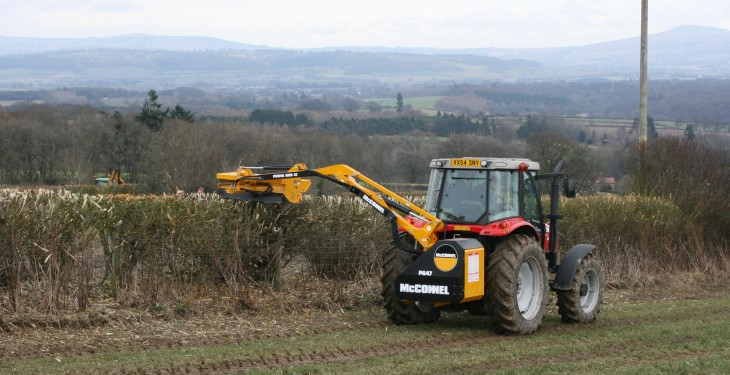 Flexibility to be allowed on hedgecutting dates on pilot basis