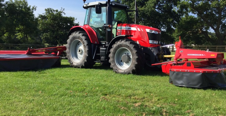 Falling European tractor sales hit Massey and Fendt
