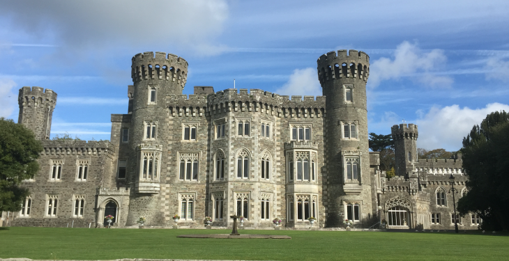 Johnstown Castle – from Norman Esmonde family to tourist attraction