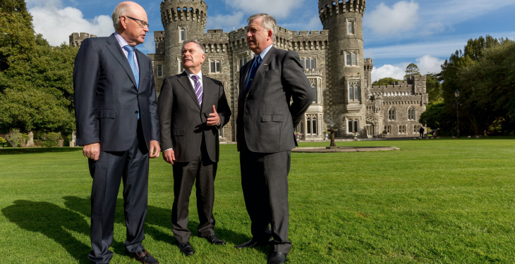 Johnstown Castle to become major tourist attraction