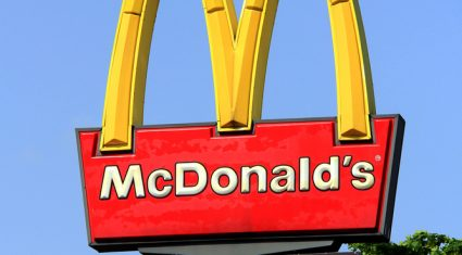 McDonald's sales in third quarter jump 4%