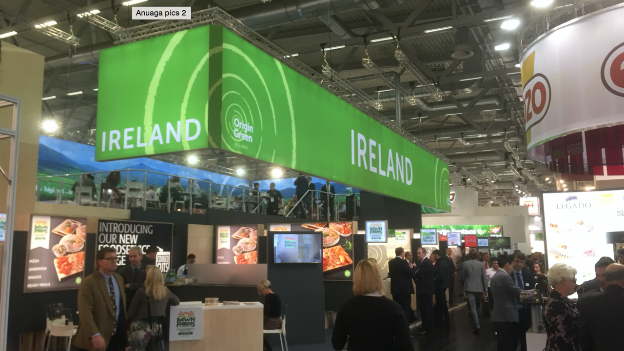 Pictures: Inside the world's largest food fair where Irish beef is showcased