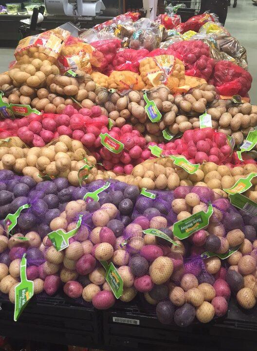 'Irish and UK potato yield to be above 5-year average'