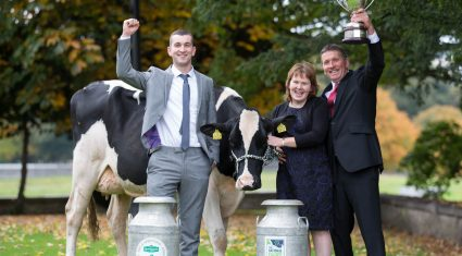 Cork farmers win National Quality Milk Award