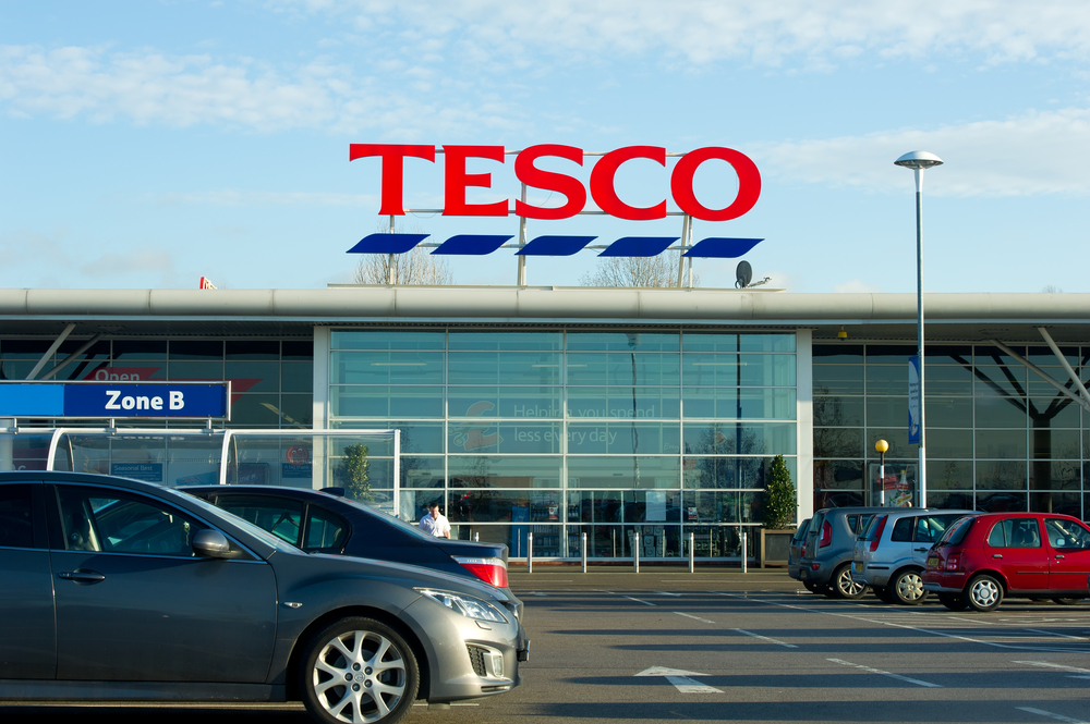 Tesco sets sights on 300% increase in sales of plant-based 'fake' meat