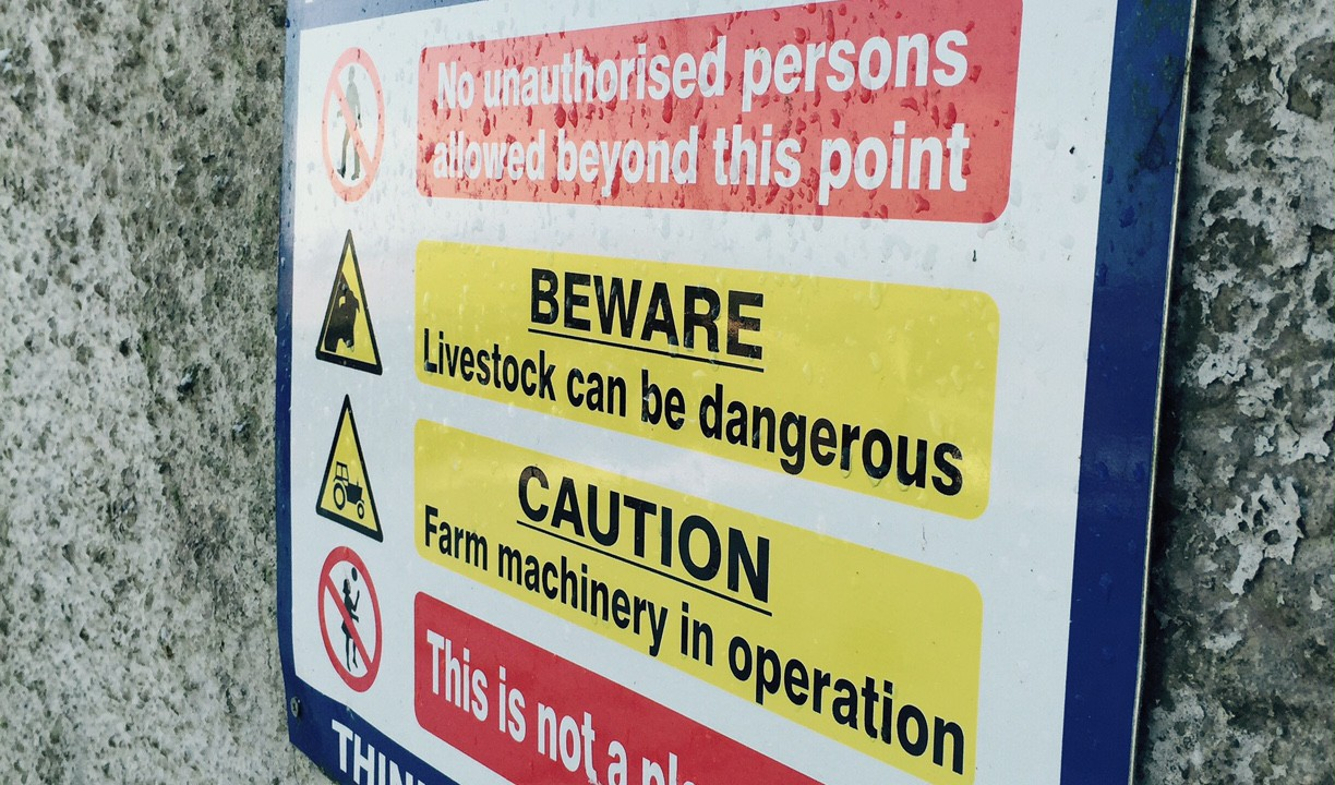 Health and safety inspections to be carried out on almost 500 farms in March