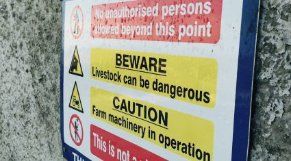 Free farm safety courses for farmers in the North