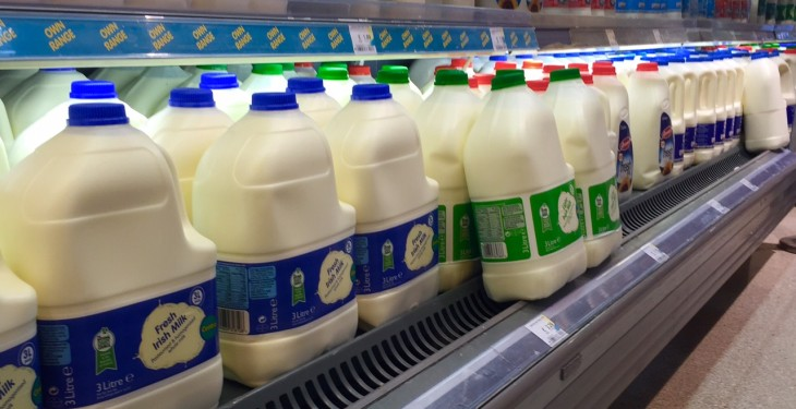 UV-treated milk is safe, says European Food Safety Authority