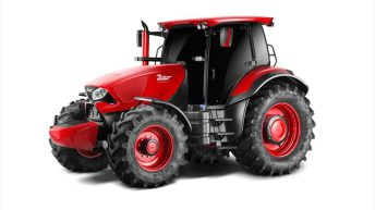 Video: All I want for Christmas is this Zetor Ferrari tractor!