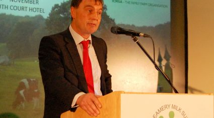 ICMSA President calls for a dairysafety net of 28c/L