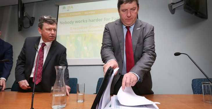 Poll:Have your say on the IFA pay scandal
