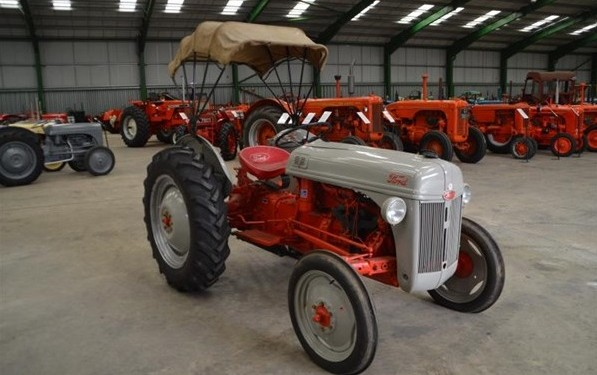 Vintage Ferguson machinery collection sells for over €700,000
