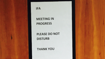 IFA Executive Board under growing pressure to step aside