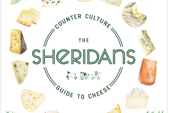 Love cheese? Seamus Sheridan's Guide to Cheese is a must