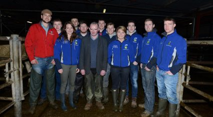UCD's Ag Soc raises €7,000 for Console with charity auction