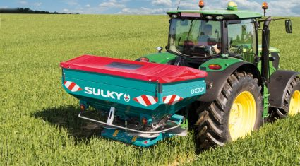Farmec appointed Sulky distributors for Northern Ireland