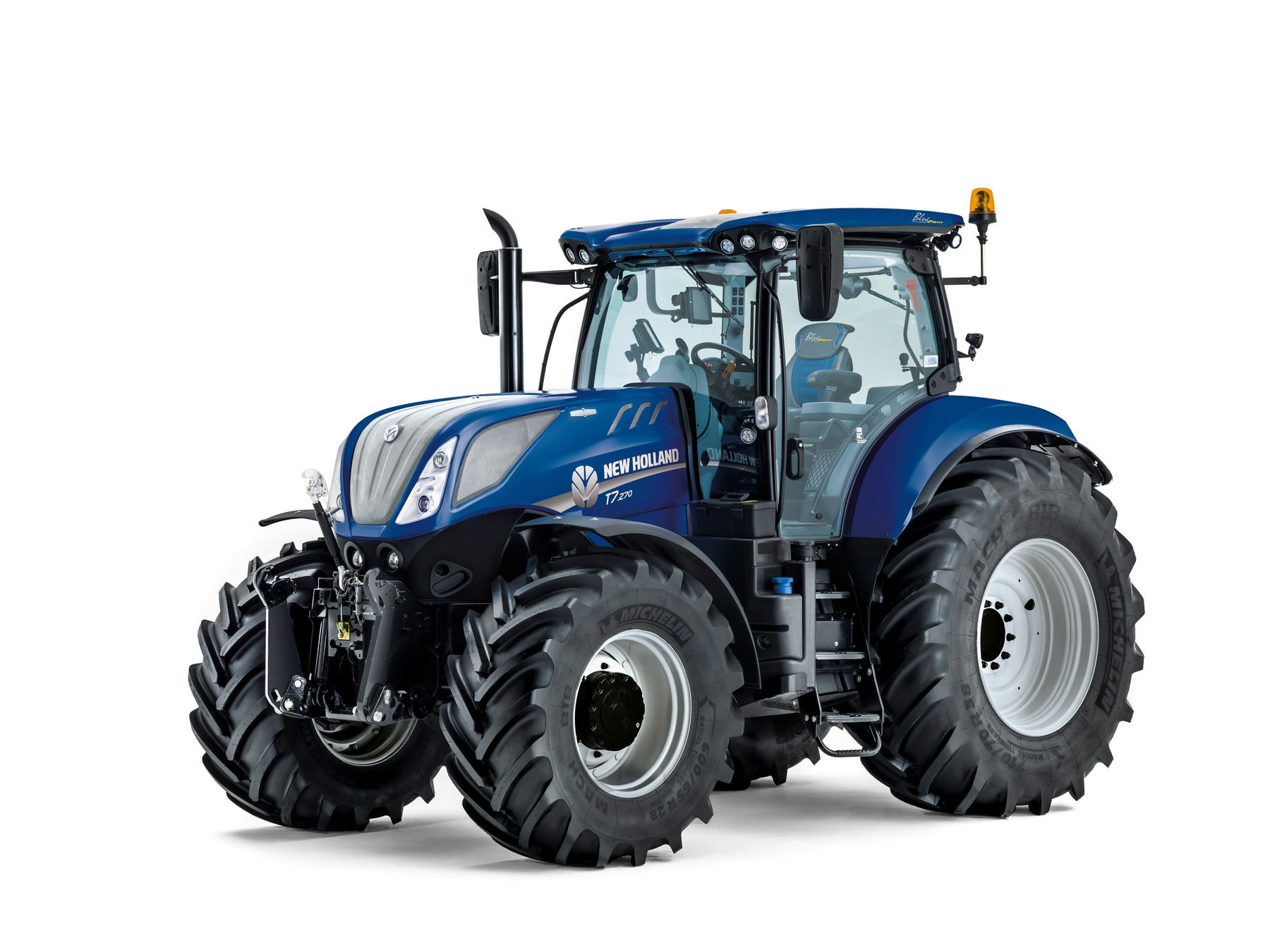 Blue Holland Tractors : Pics new tractors combines and forage cruiser for
