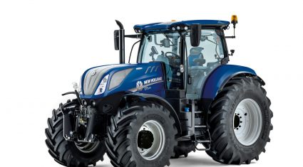 Police return tractor to owner; after it was spotted being driven around estate