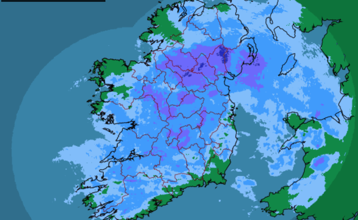 Weather warning: Status yellow for this morning