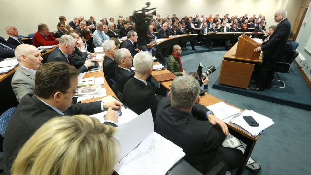 Is now the right time for the IFA's Executive Board to resign?