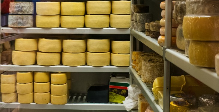 Unbrielievable: 100 wheels of cheese worth €40,000 stolen in France