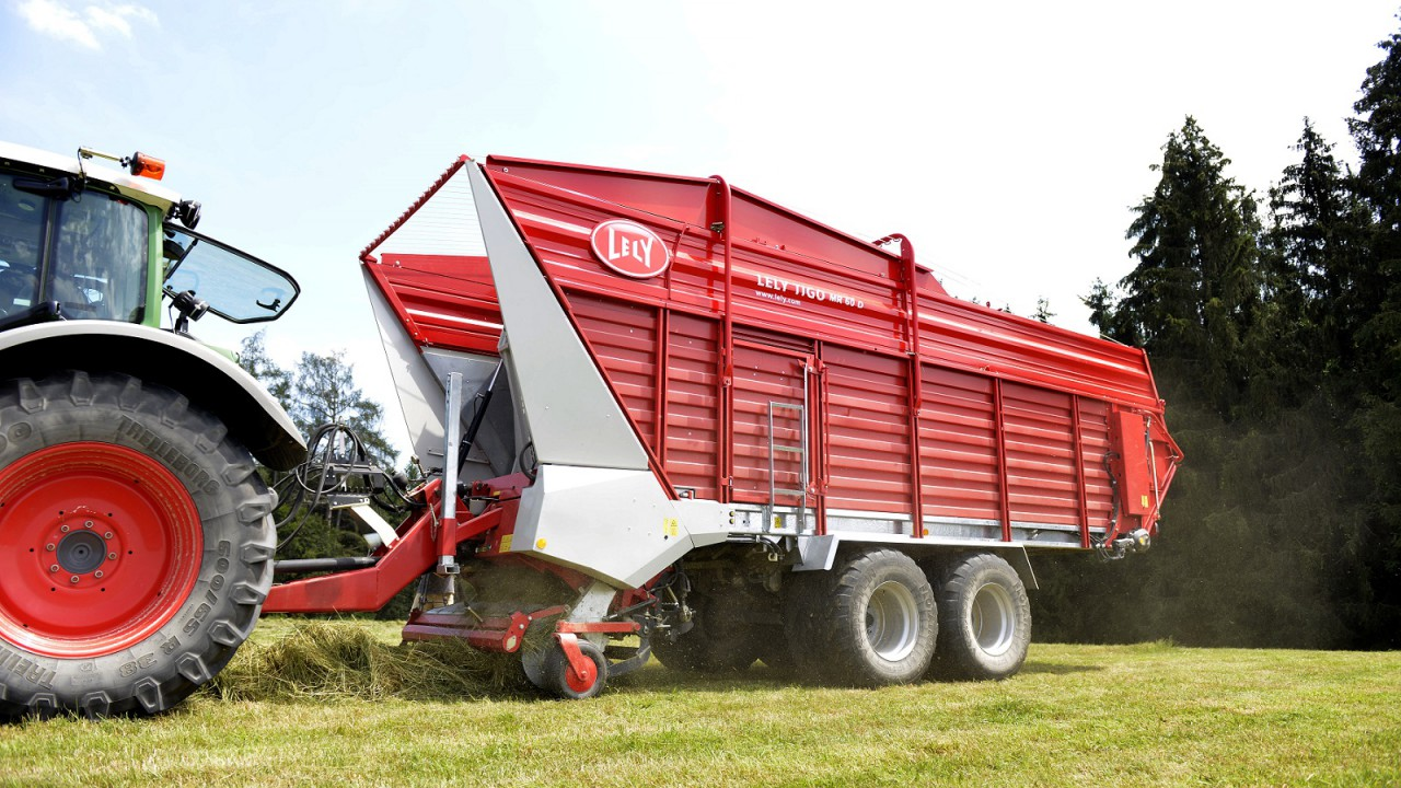 Lely to sell forage machinery business to AGCO – the owner of MF, Fendt and Valtra