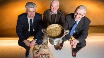 Wexford farmer wins Malting Barley Excellence Award