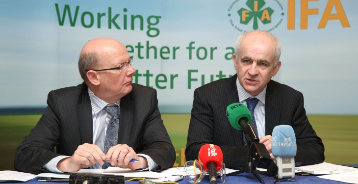 IFA General Secretary Pat Smith resigns