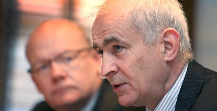 Eddie Downey resigns as IFA crisis deepens