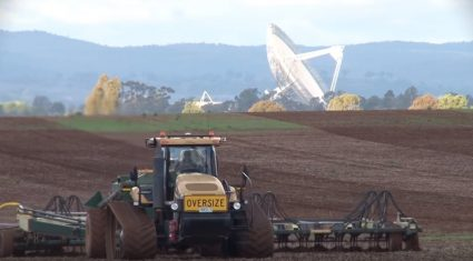 Video: Ever wondered what it's like to farm in Australia?