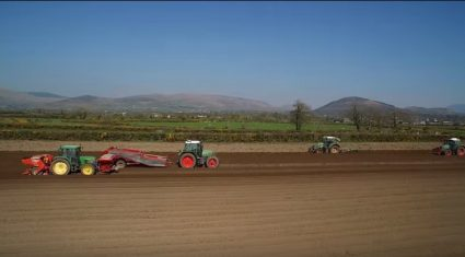 Video: Ploughing, planting and sowing – an Irish farming year