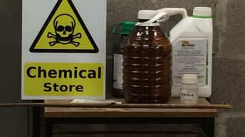 Have you removed IPU from your chemical store?