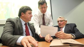 Meath and Clare IFA back IFA Executive Board – until Con Lucey's report