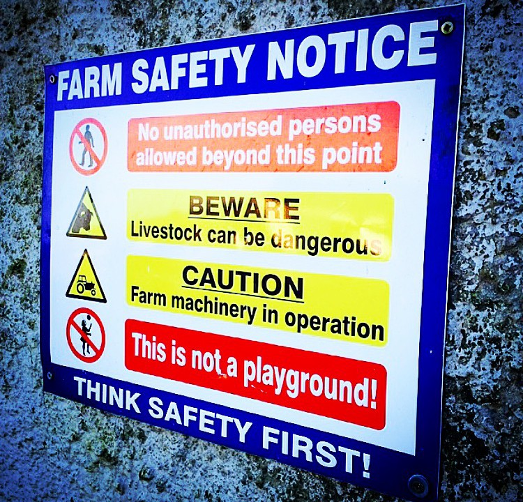 Man dies in farm accident after tractor overturns