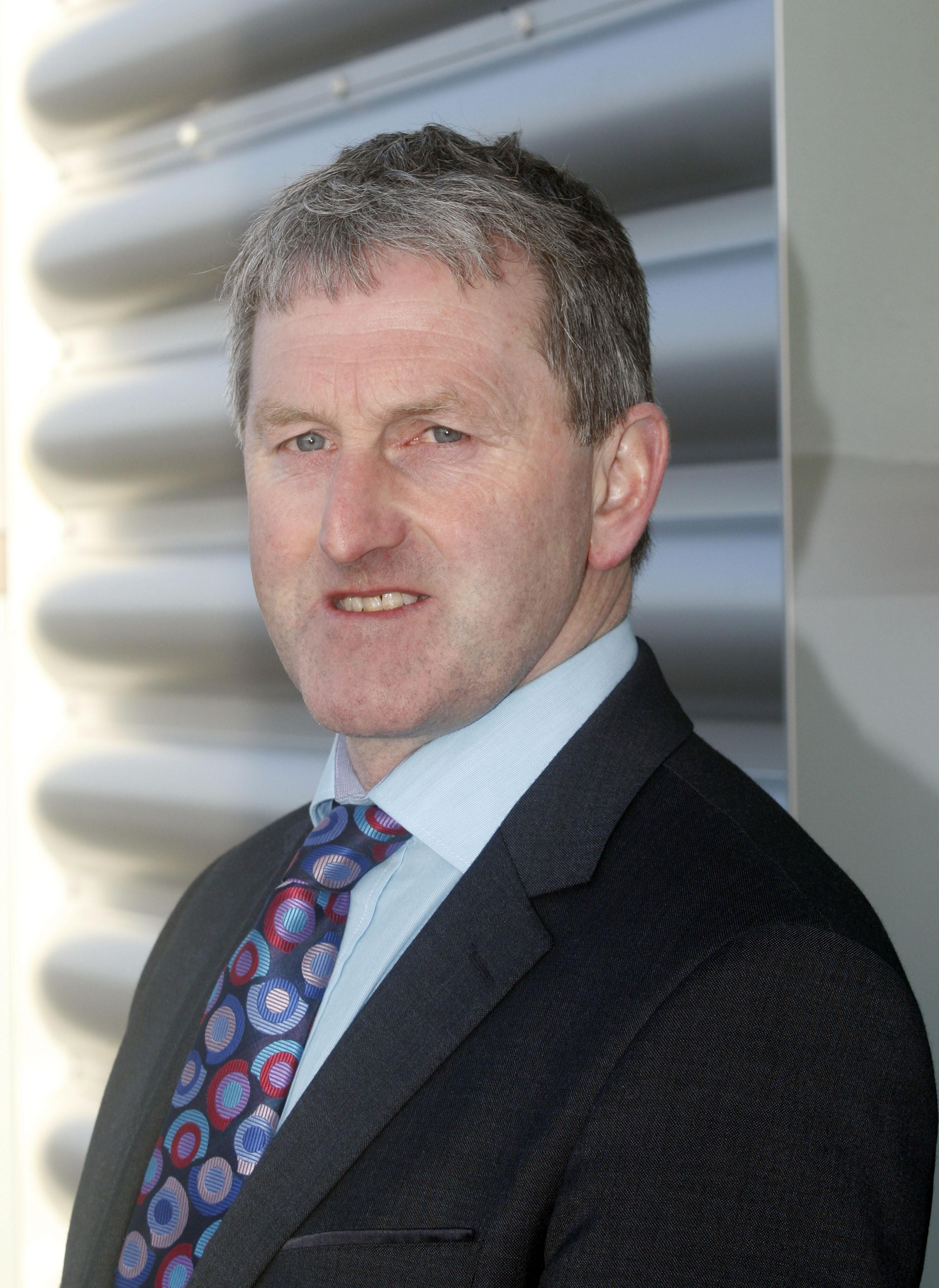 Gerard O'Dwyer, Dairygold Co Op Limerick. Pic: Press 22