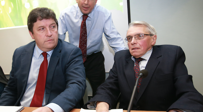 No date for election of IFA president to be set until January