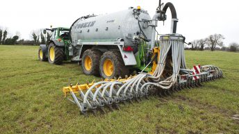 Farmers can save money by using pig slurry as a fertiliser – Teagasc