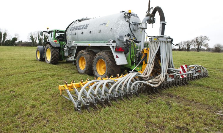 'We cannot continue talking about injection slurry systems'