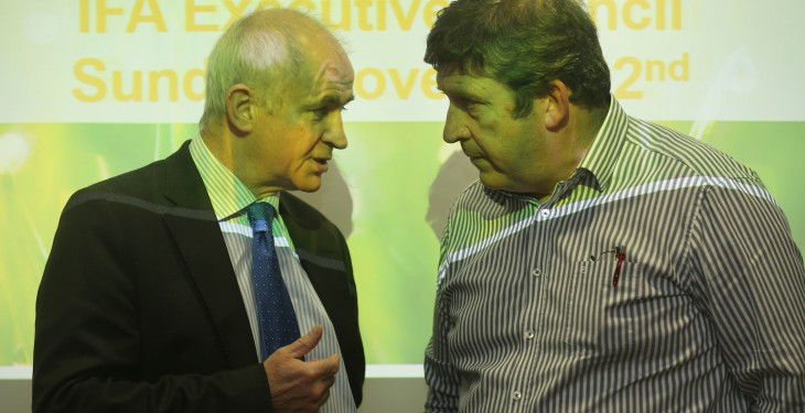 O'Leary to retain Deputy role, if he loses IFA Presidential campaign