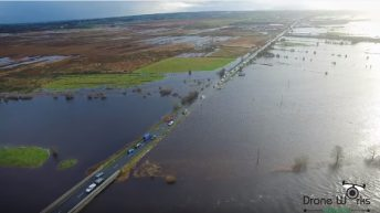 Flooding video: 'The whole of Galway is like a turlough'