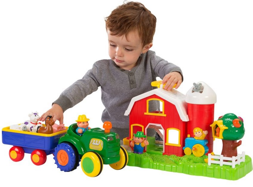 Electronic Toys For One Year Olds : Farming toys from the smyths catalogue agriland