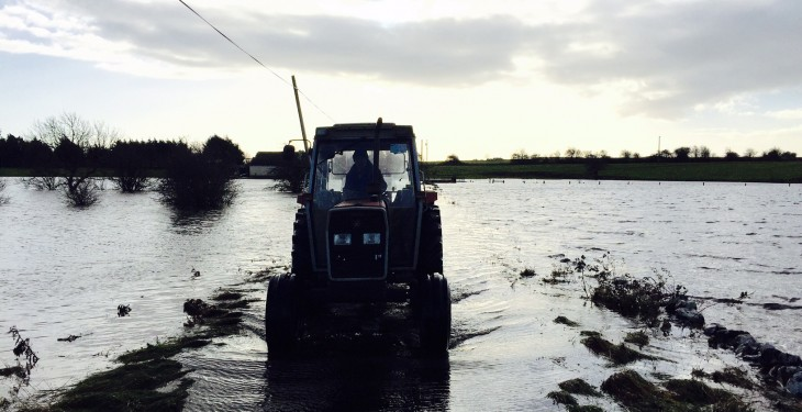 'Flooding cannot be allowed fall off the Government's agenda'
