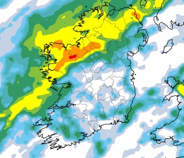 Storm Desmond: More rain forecast for tonight as West is hit by 85mm in 24hrs