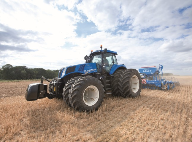 Here's how many tractors were bought in Ireland last year