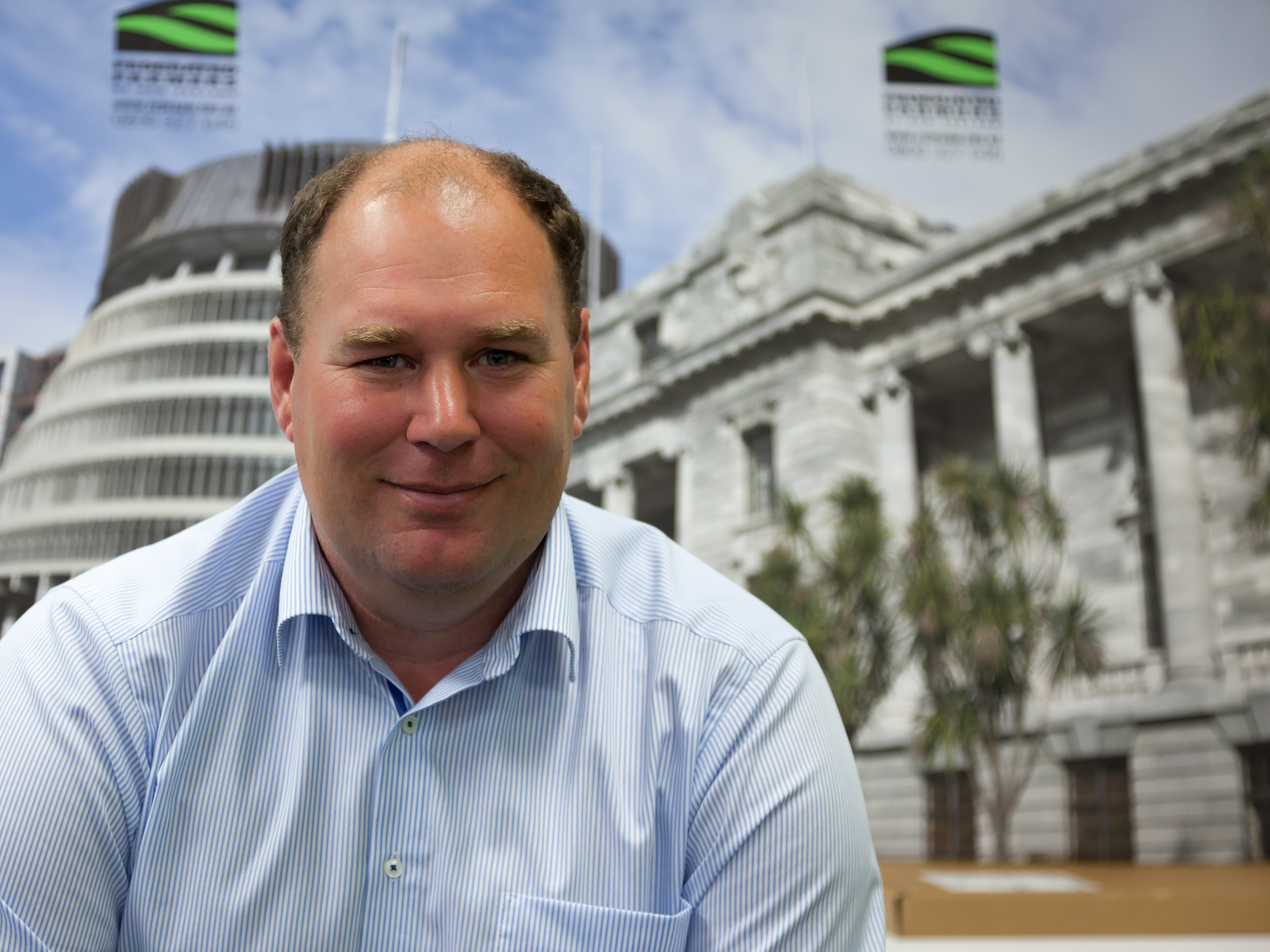 Andrew Hoggard, Federated Farmers Dairy Industry Chairperson