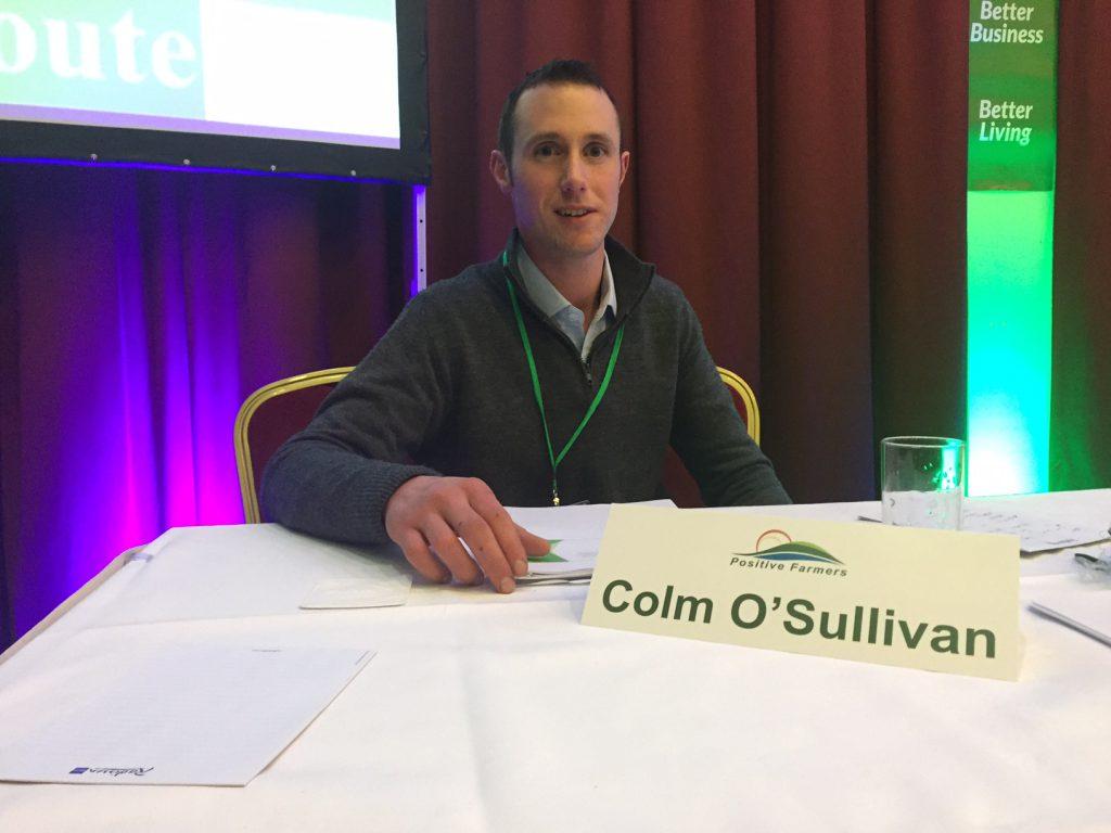 Colm O Sullivan
