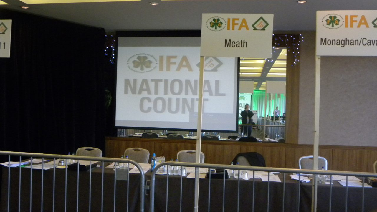 First IFA Deputy President candidate hands in signed nomination papers