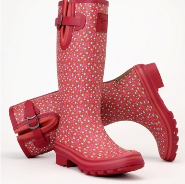 Sick of your plain wellies? You've got to check these funky ones out!