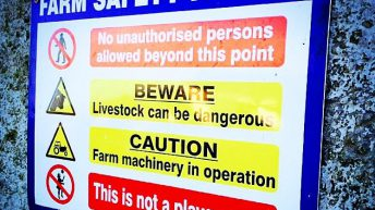Agri sector most dangerous profession for 8th year running
